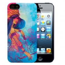 "Чехол для iPhone 5/5s ""Fantasy"""
