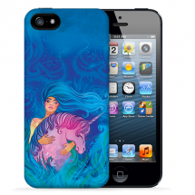 "Чехол для iPhone 5/5s ""Fantasy Unicorn"""