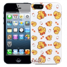 "Чехол для iPhone 5/5s ""Duck Tales"""