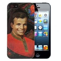 "Чехол для iPhone 5/5s ""Gagarin"""