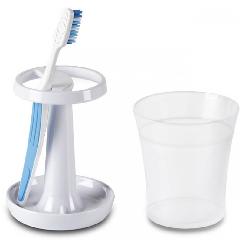 Как сделать держатель для зубных щеток своими руками